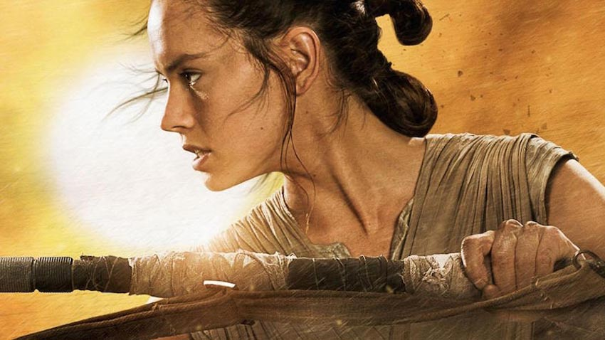 For two years Star Wars fans talked everyday about the Reys character for Episode VII