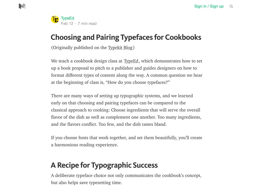 A Comprehensive Guide to Typography Basics