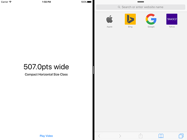 iOS 9: An Introduction to Multitasking on iPad
