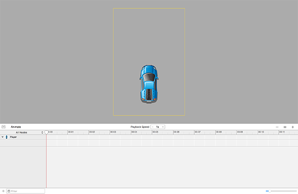 Action Editor View