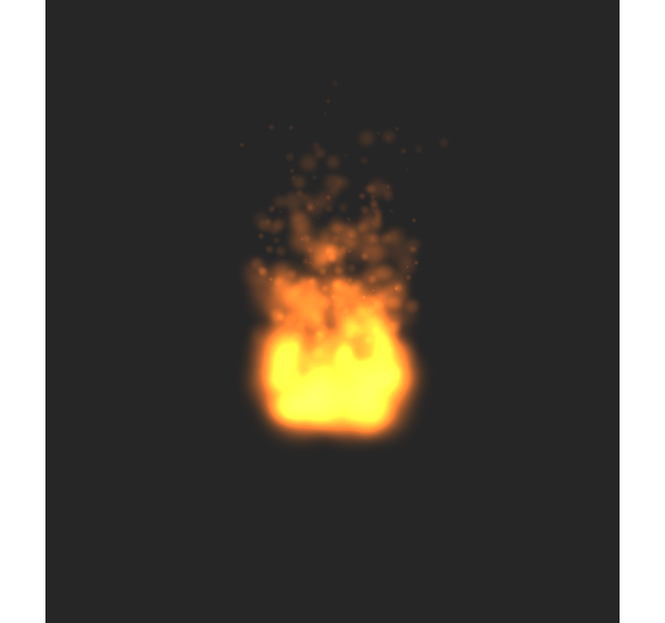 Fire Particle System