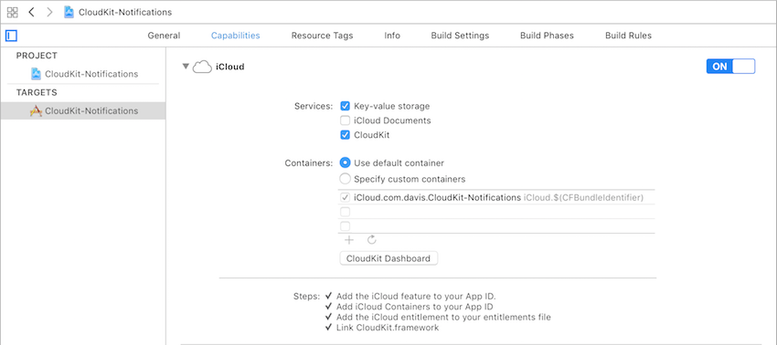 How to Use Apple's CloudKit for Push Notifications