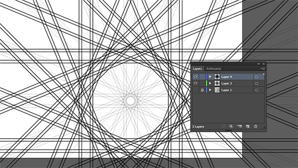 Rotating guidelines for other symmetries