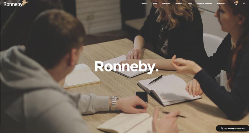 Ronneby Theme