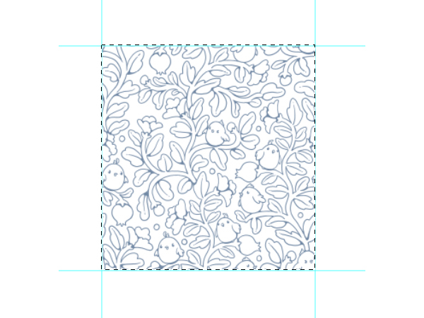 Seamless pattern in PS - saving pattern swatch