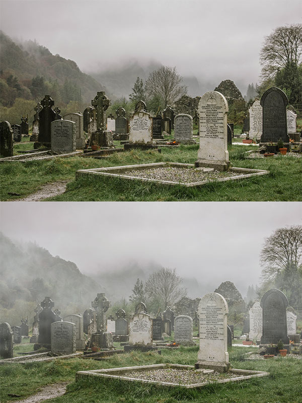 Example of Whisp of Mist brush