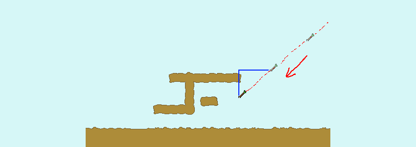 Basic 2D Platformer Physics, Part 7: Slopes Groundwork