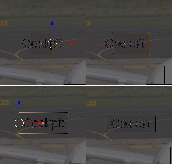 Editing the plane