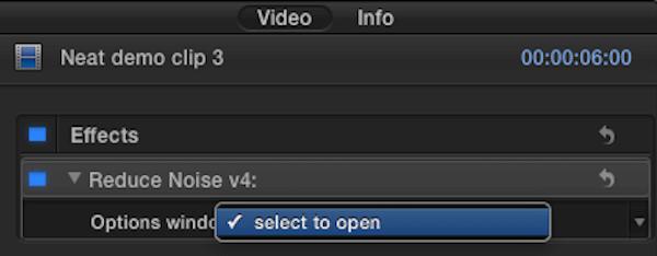 neat video plugin free mac