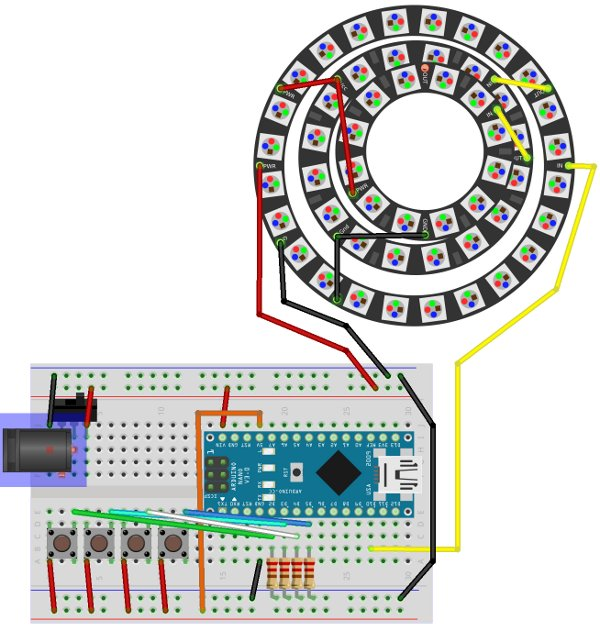 How To Build An Arduino Mood L  Cms 21372 on clock circuit diagram
