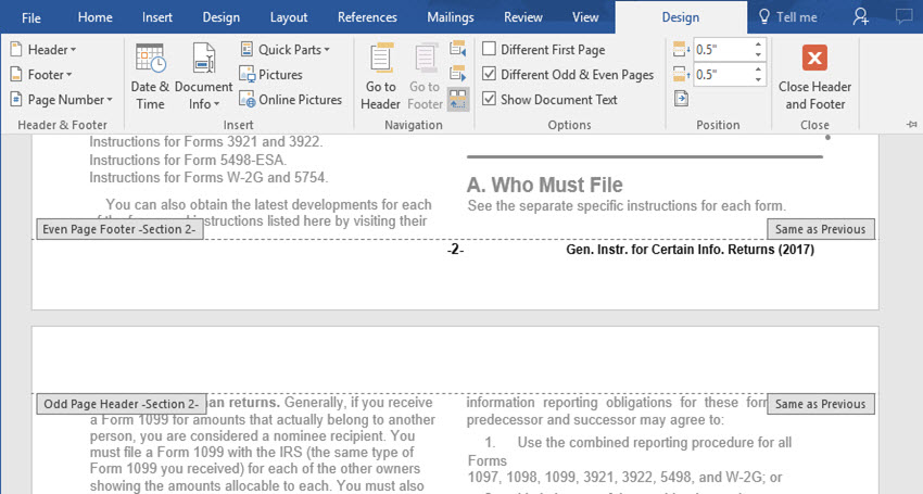 How to Convert & Edit PDF Documents in Microsoft Word