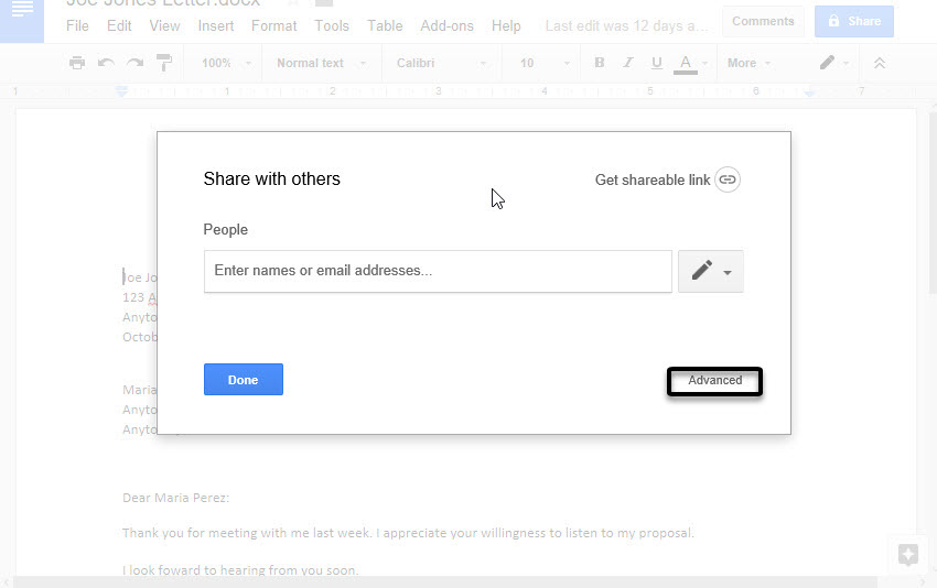 Stupendous How To Share Documents In Google Docs Everything You Need To Know Hairstyle Inspiration Daily Dogsangcom