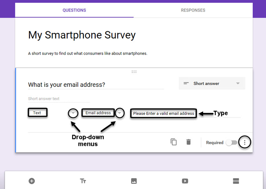 How to Make a Survey With Google Docs Forms
