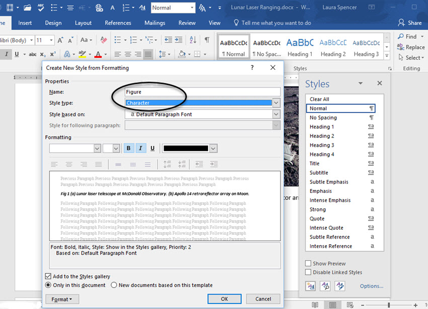 How to Simplify Word Document Formatting With Styles