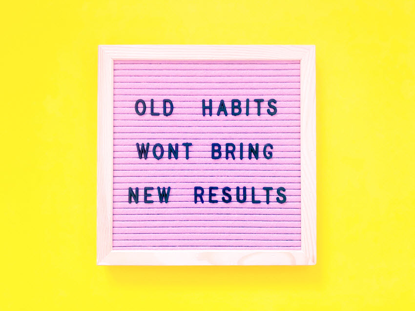 Build Strong Routines