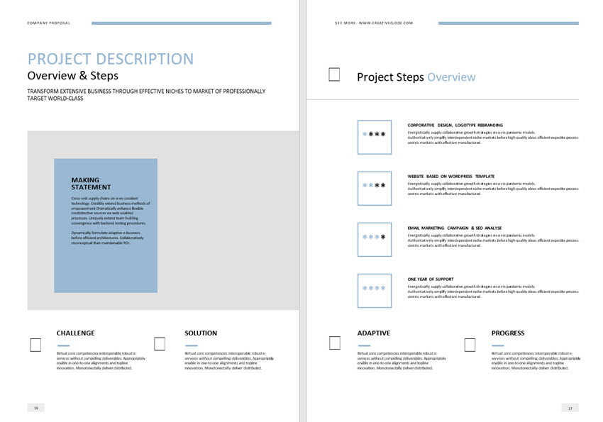 Business Project Proposal and Timeline