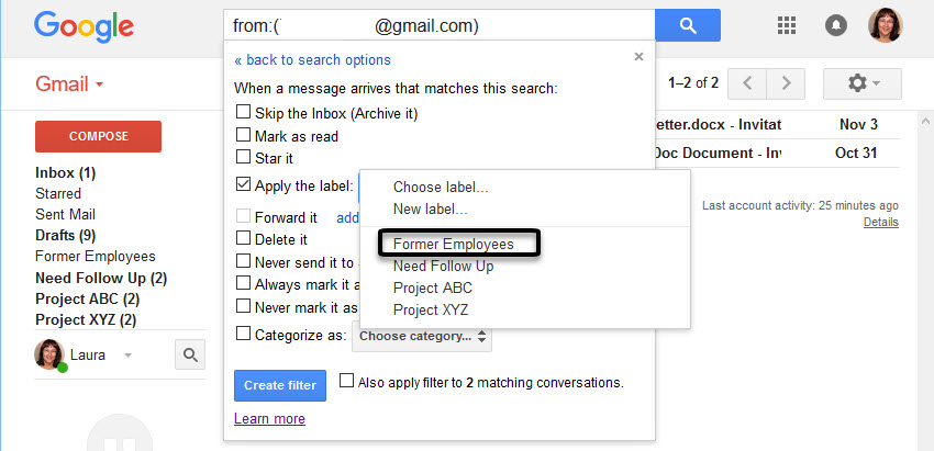 How to Filter & Block Unwanted Emails (Spam) in Gmail