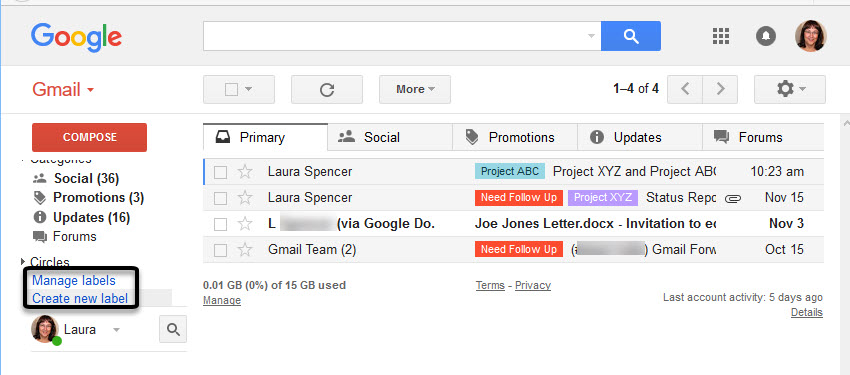 How to Organize Your Gmail Inbox to Be More Effective