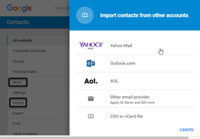 Google contacts%20(preview)