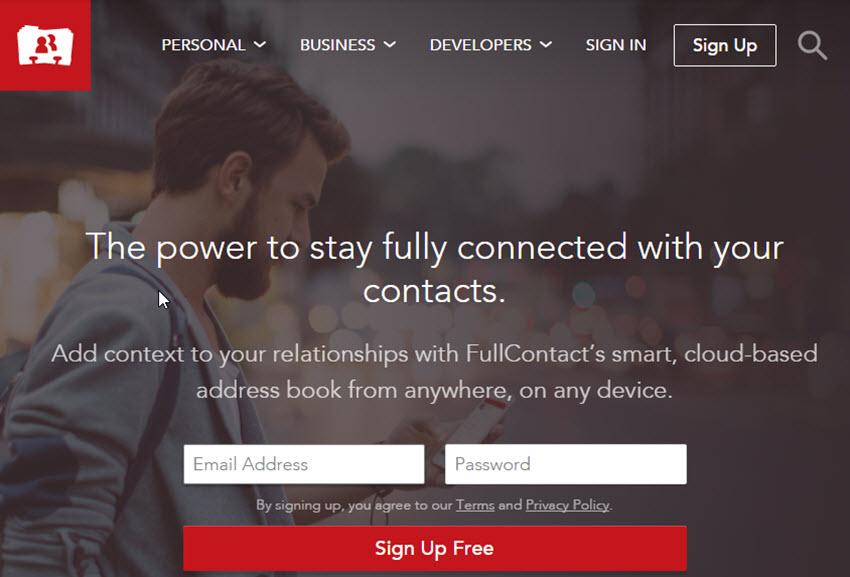 FullContact Gmail Plugin