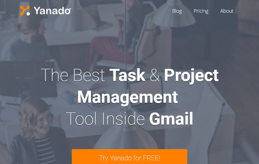 Yanado Gmail Plugin