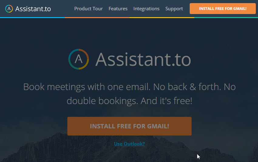 Assistantto Gmail scheduling plugin