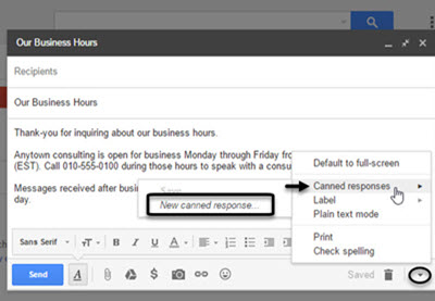 How to write a friendly reminder email using best practices gmail spiritdancerdesigns Choice Image