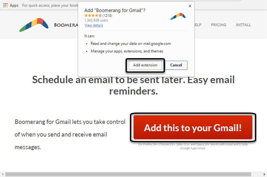 How to Send an Email Later With Boomerang for Gmail (At the Best Time)