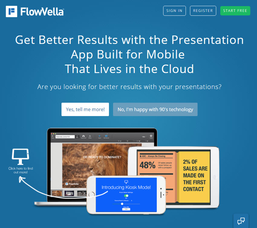 Professional Presentation Software - FlowVella