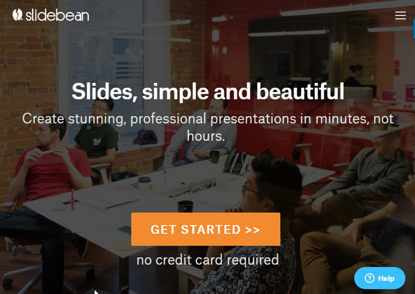 Professional Presentation Software - Slidebean