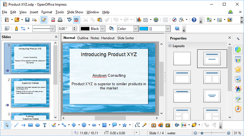how to convert powerpoint to google slides presentations on import