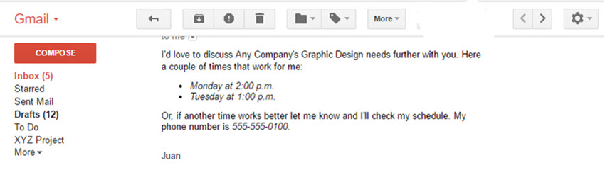 How to end a business email with a professional closing how not to close a professional email thecheapjerseys Gallery