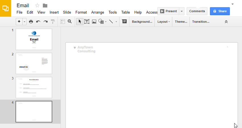 How to Create Google Slide Layouts (Dimensions, Sizes, and Design)
