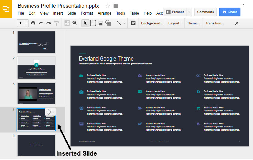 14 quick professional tips to using google slides better