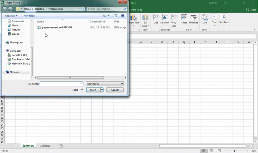 How To Insert Images Into Excel In 60 Seconds