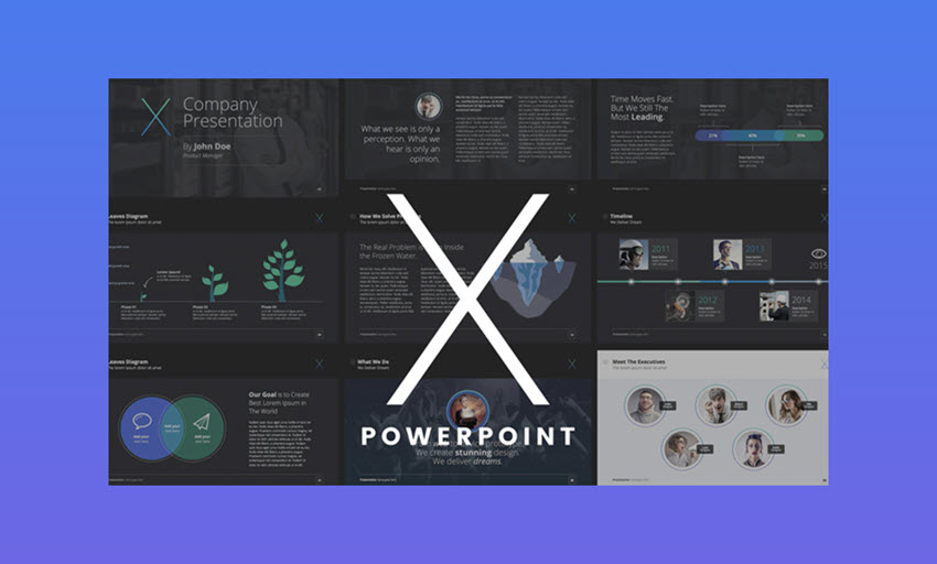 25 free microsoft powerpoint templates to download now the xnote powerpoint template maxwellsz