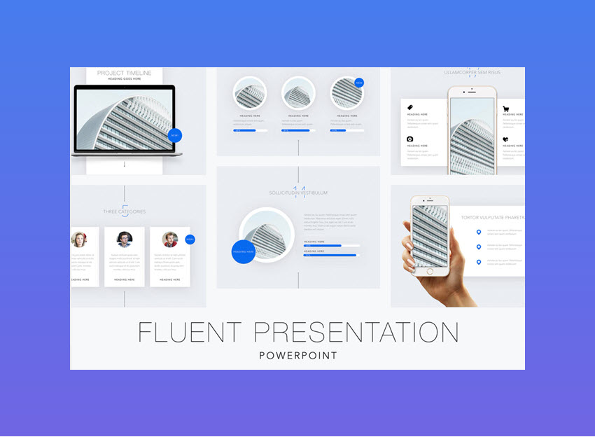 25 free microsoft powerpoint templates to download now fluent powerpoint presentation template friedricerecipe Gallery