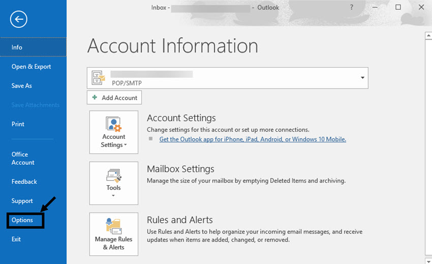 how to delete archived emails in outlook