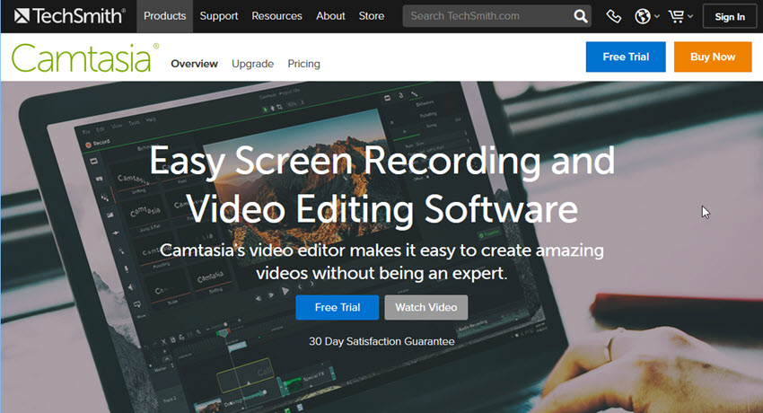 How to make a video recording on mac