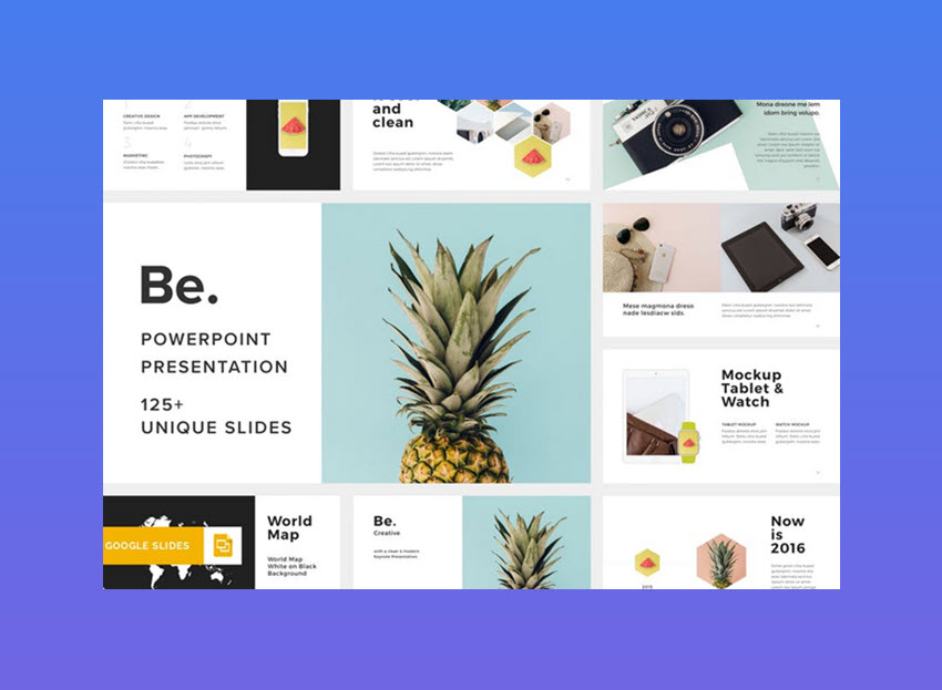 20 best business presentation templates for google slides 2018 google slides template gumiabroncs Image collections