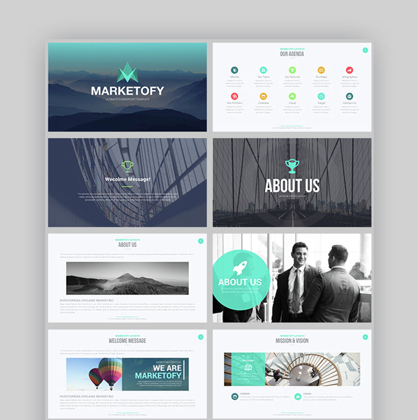 20 best business presentation templates for google slides 2018 heres one of our top rated google presentation templates with some winning features the marketofy business presentation template lets you choose between cheaphphosting Image collections