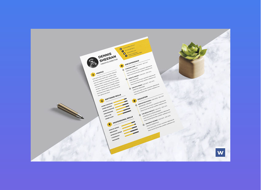 15 Free Google Docs & Microsoft Word Resume Templates (2018)
