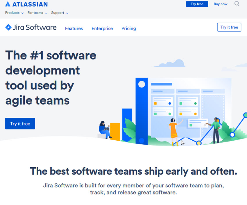 Jira Agile project management