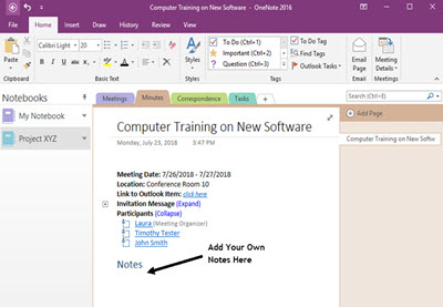Email to onenote%20(preview)