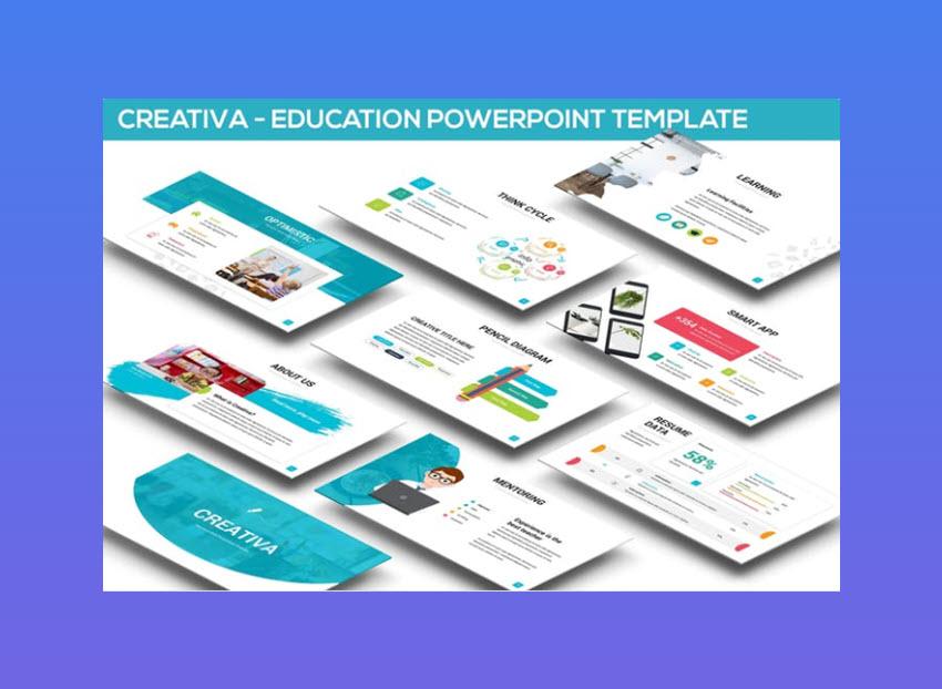 Creativa - PowerPoint de educacion