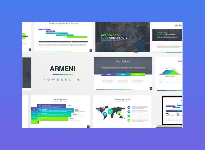 Armeni - presentacion de PowerPoint