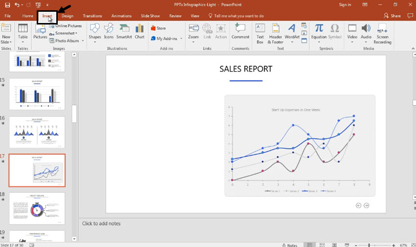 Drawing Lines In Powerpoint : How to draw lines freeform shapes in powerpoint