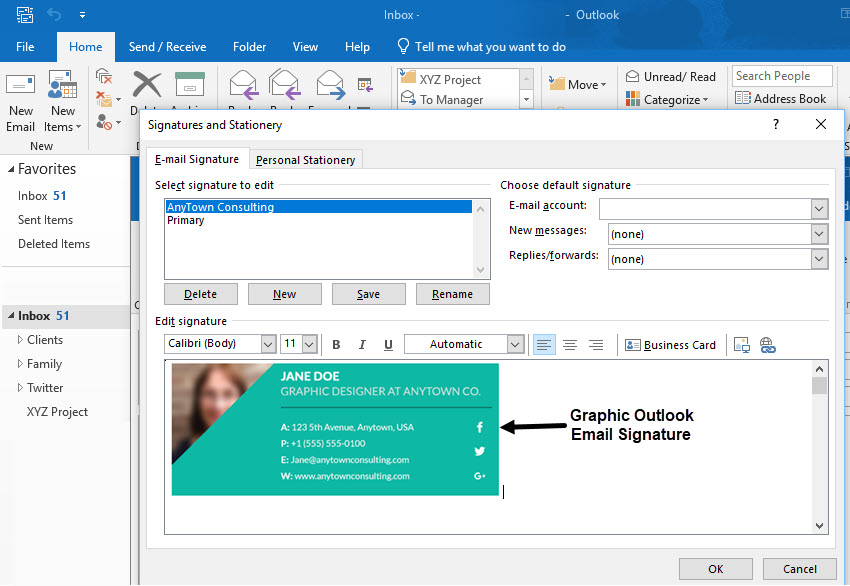 How to Add a Professional Outlook Email Signature Quickly
