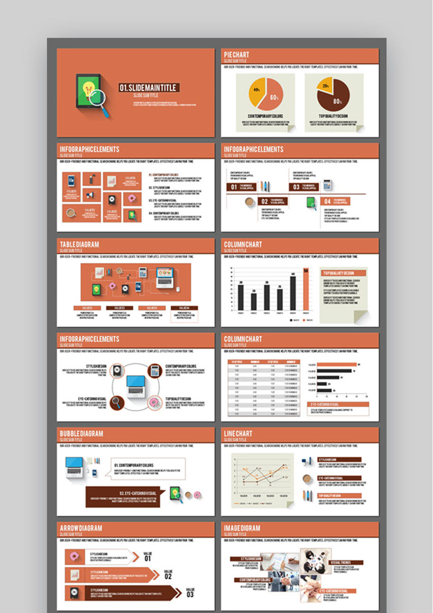 Digital Marketing Template