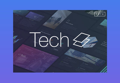 Powerpoint technical presentation templates (preview)